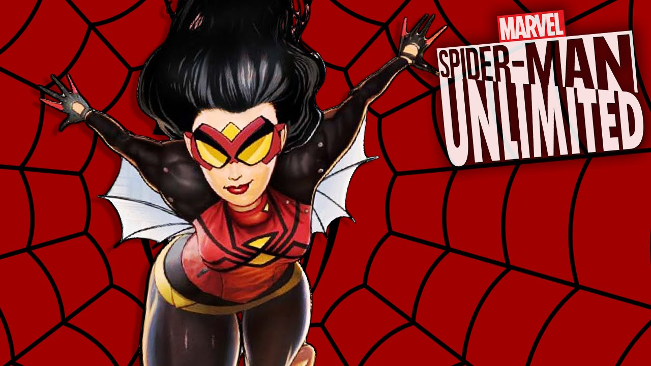Spider-Man Unlimited - Jessica Drew Modern Spider-Woman & Spider-Man Unlimited - Jessica Drew Modern Spider-Woman - YouTube