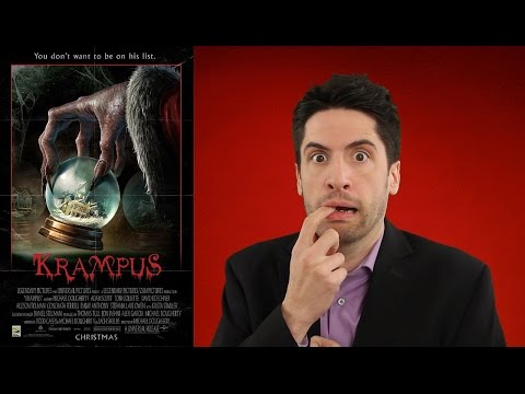 Krampus movie review