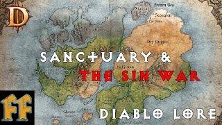Sanctuary & The Sin War - Diablo Lore