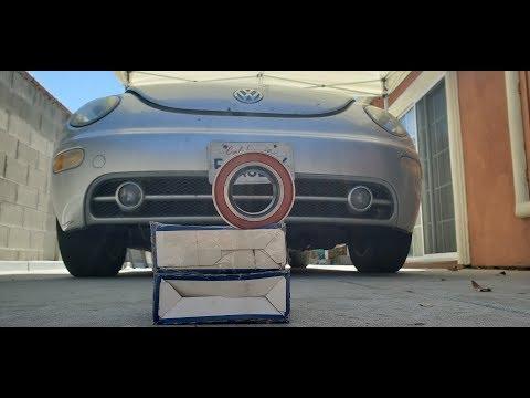 VW Beetle - Front Wheel Bearing