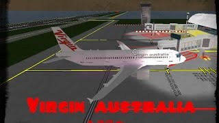 Roblox FLIGHT | Virgin Australia A320
