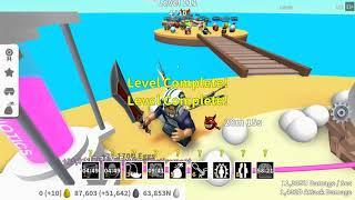 Roblox Egg farm simulator level 1-300 in 25 mins