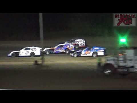 Mid America Clash 5 - Salina Speedway 9-29-17 A Modified B Feature