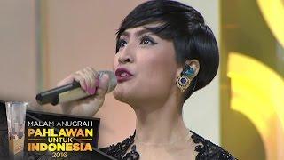 """Lea Simanjuntak """" Negeriku """"  - Pahlawan Untuk Indonesia 2016 (10/11)"""