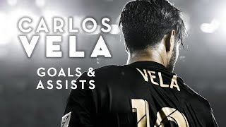 CRACK! Carlos Vela Goals & Assists with LAFC | Best Highlights
