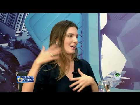 SALA DE OPINIÃO - Dra. ANDRESSA POLICE E Dra. ELIS REGINA