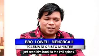 Bro. Lowell Menorca II, Iglesia ni Cristo Minister, Reveals the INCs Dirty Strategies