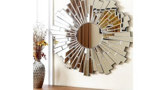 Diy Wall Mirror Decor For Homes Inexpensive