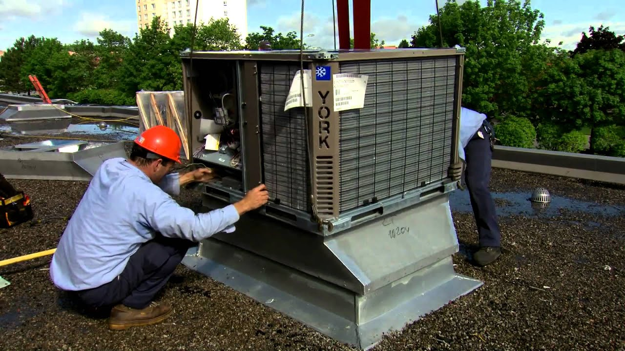 Rooftop Unit Replacement: Ontario