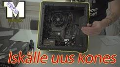 Kootaan Iskälle uus tietokone - PC - Windows 10