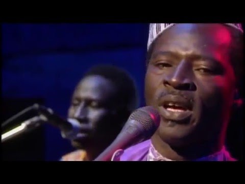 Ali Farka Touré - 'Diaraby' live on BBC Later...with Jools Holland