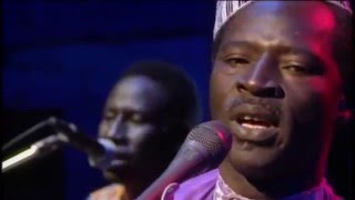 Ali Farka Touré Diaraby Live On BBC Later With Jools Holland