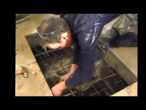 Trapgat maken - Diamo betonboor en...