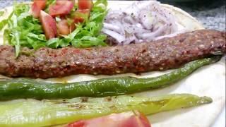 Adana Kebap Tarifi, Adana kebap nasıl yapılır, Adana Kebab