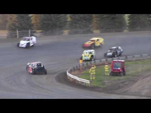 Dacotah Speedway IMCA Modified Heats (8/26/16)