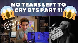 Ariana Grande - No Tears Left To Cry (BTS - Part 1) | REACTION (THIS IS AMAZING)
