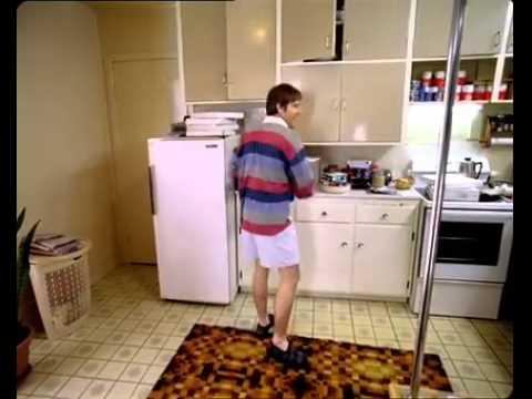Sky TV ad - On the floor
