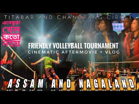 Download Friendly Volleyball Tournament | A Unique Volleyball Tournament | Assam and Nagaland | Aftermovie