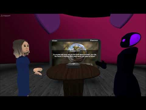VR Dating with Shannon and Vivian