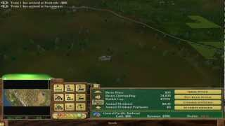 Railroad Tycoon 3 09 - Central Pacific 1/2