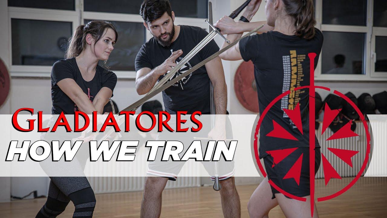 Die Gladiatores Trainingsformen - How we Train