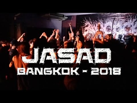 JASAD LIVE IN BANGKOK 2018 (Full Set)