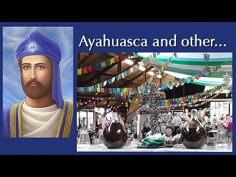 El Morya on Ayahuasca and Other Drug Usage