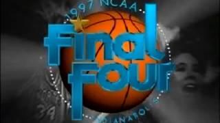 NCAA Basketball Final Four 97 - Intro & Credits