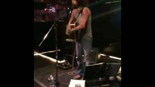 "Jackie Greene, ""Mexican Girl"", acoustic, @ The Fire Escape, Sacramento, May 10, 2010"