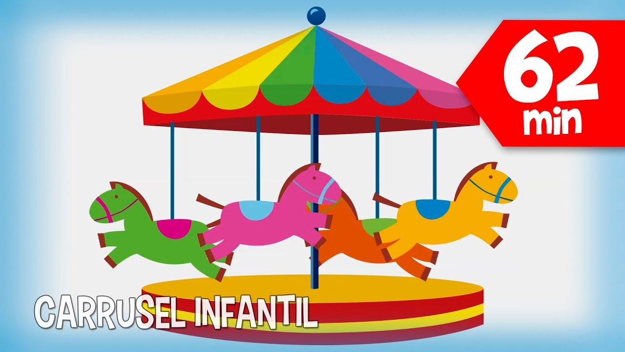 msica para hacer dormir bebs cancin de cuna para bebes carrusel infantil youtube