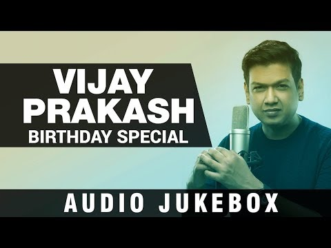 Vijay Prakash Hits | Birthday Special | Vijay Prakash Songs | Vijay Prakash Kannada Hit Songs