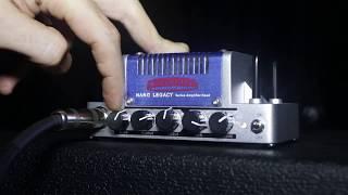 New Nano Legacy Amps: Vulcan Five-O
