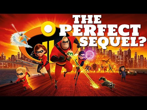 Incredibles 2 Review (First Half SPOILER FREE!)