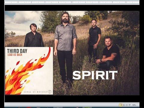 Third Day - Spirit (Lyrics)