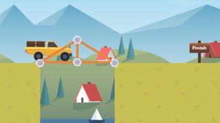 Build a Bridge // Gameplay