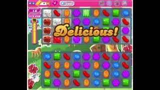 Candy Crush Saga level 199 NO BOOSTERS - 3 stars  -- BY GameRoom