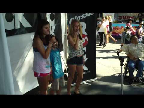 CHELSEA & FRIENDS - Classic Karaoke With Rock 101 - PNE - 08/23/2011