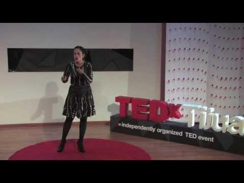 Descubriendo el arte: Alejandra Phelts at TEDxTijuana