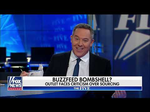 The Five Reacts to the Cohen Trump Buzzfeed Report