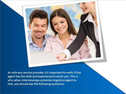 How To Choose a Good Migration Agent Perth?
