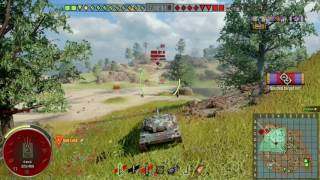 World of Tanks PS4 - AMX ELC Ace Tanker [VENGA]