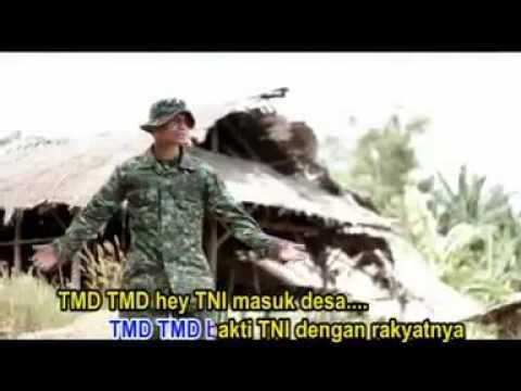 TNI MASUK DESA (TMD) ABIL KUBA