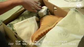 How to manufacture the best shoes and boots. Panama Jack