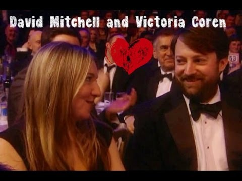The Story Of David Mitchell And Victoria Coren