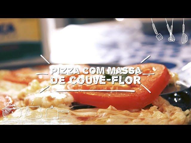 Pizza de Couve-Flor - Sabor com Carinho (Tijuca Alimentos)