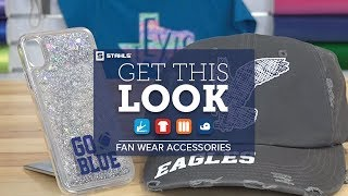 How to Get This Look: Fan Wear Accessories