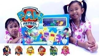 Mainan PAW PATROL 💖 Edisi AMUSEMENT PARK 💖 Lets Play Jessica Jenica
