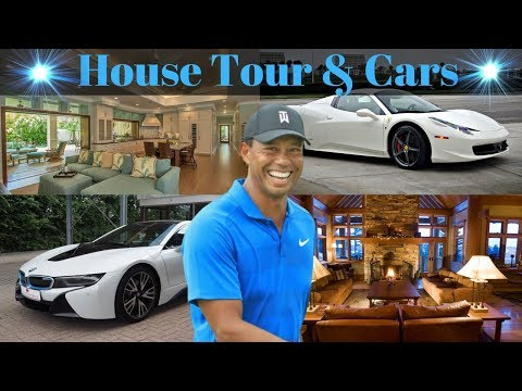 Tiger Woods House Tour 2019 (Inside And Outside) | Car Collection
