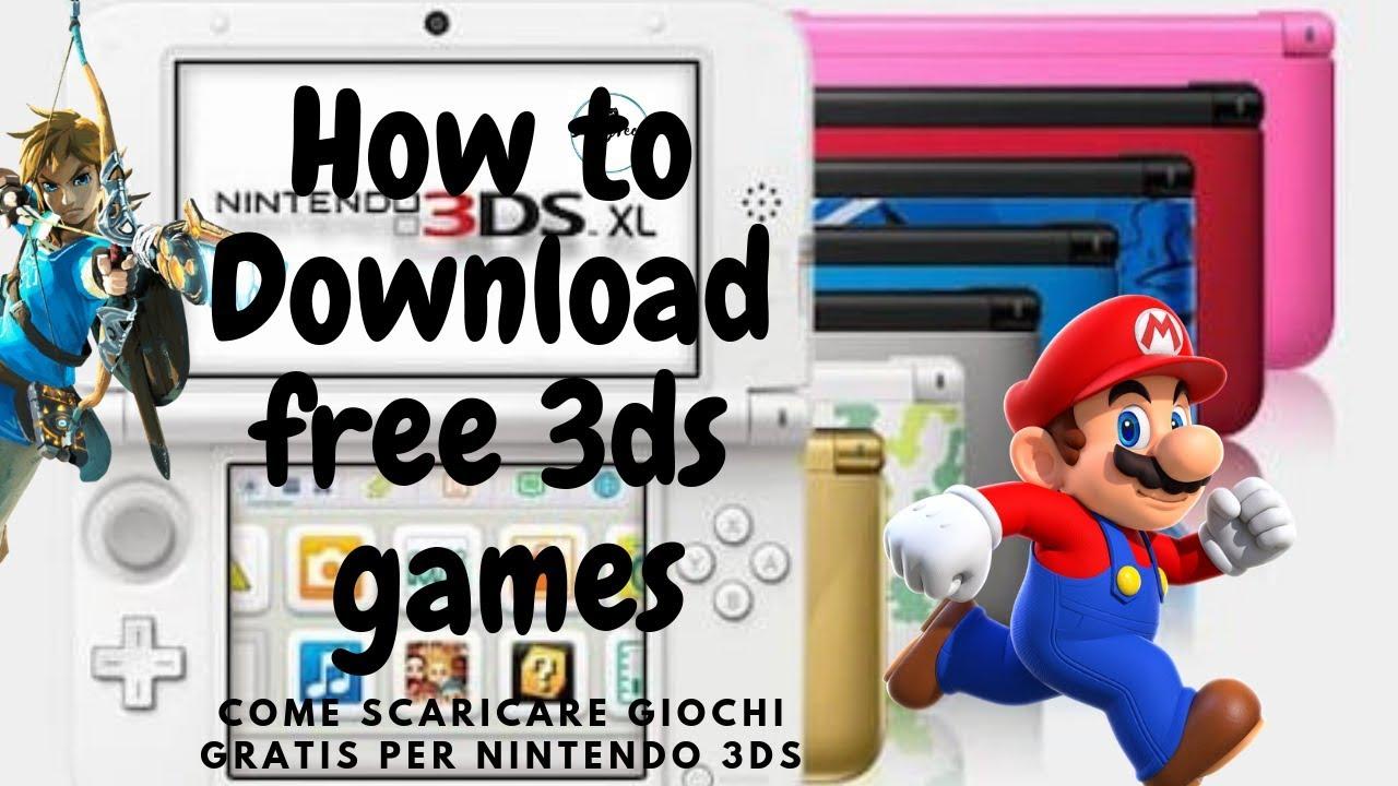 giochi nintendo ds xl gratis