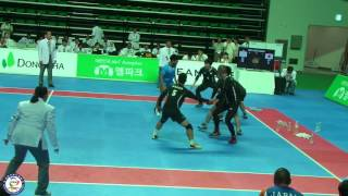 2013 Incheon Asian Indoor & Martial Arts Games kabaddi / INDIA vs JAPAN (Men)